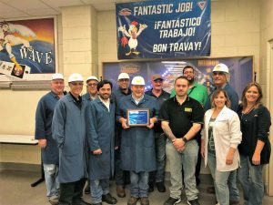 Mountaire Farms Wins Top Safety Awards at 7 Facilities