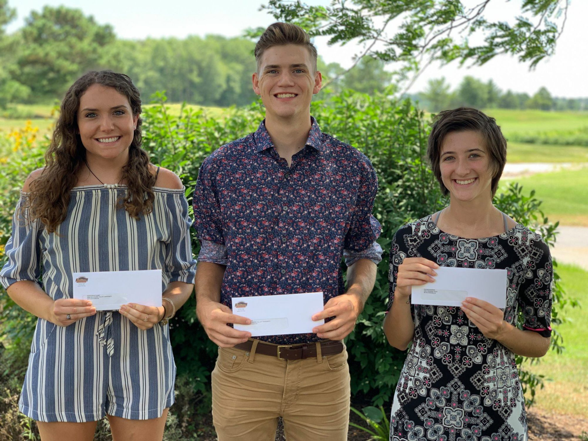 2020 Mountaire Scholarship Winners