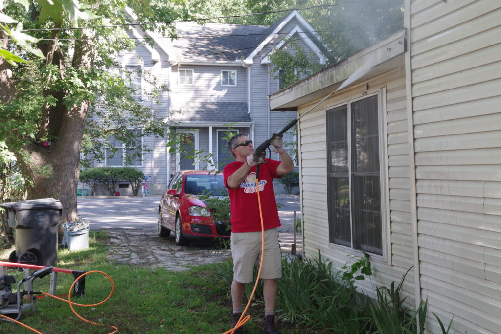 Phil Power Washing