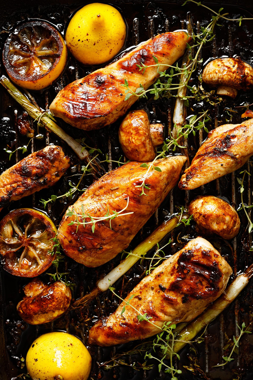 BBQ Chicken Breasts